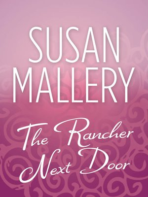 cover image of The Rancher Next Door