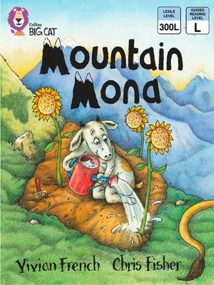 cover image of Collins Big Cat – Mountain Mona
