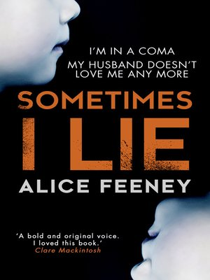 cover image of Sometimes I Lie