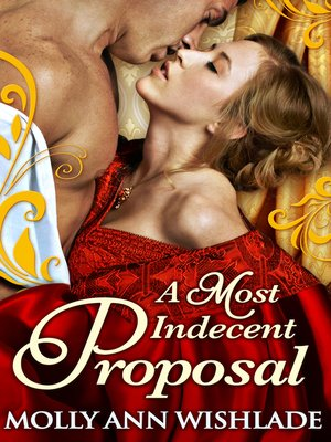 cover image of A Most Improper Proposal