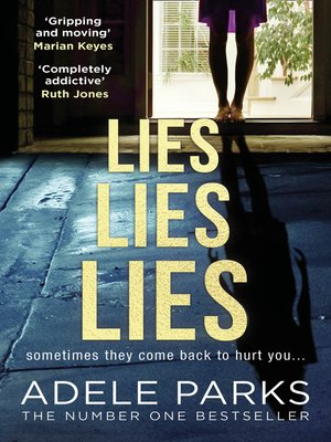 cover image of Lies Lies Lies