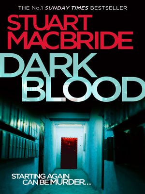 cover image of Dark Blood
