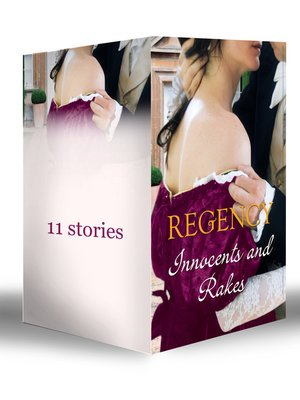 cover image of Mills & Boon Regency Collection 2012