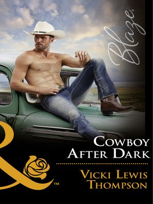 cover image of Cowboy After Dark