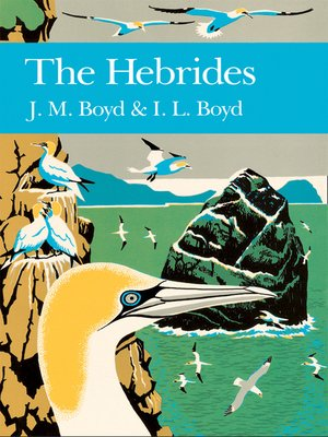 cover image of The Hebrides