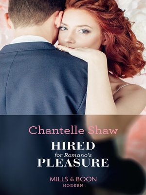cover image of Hired For Romano's Pleasure