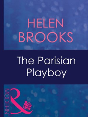 cover image of The Parisian Playboy