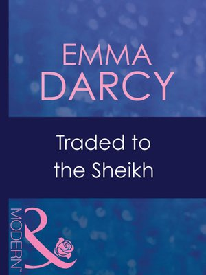 cover image of Traded to the Sheikh