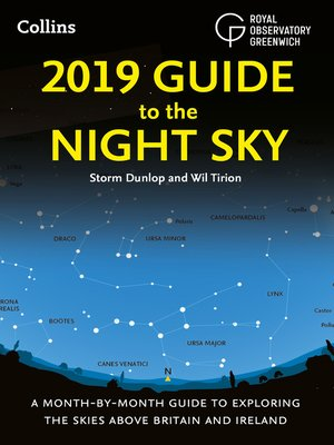 cover image of 2019 Guide to the Night Sky
