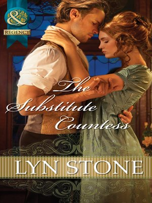 cover image of The Substitute Countess