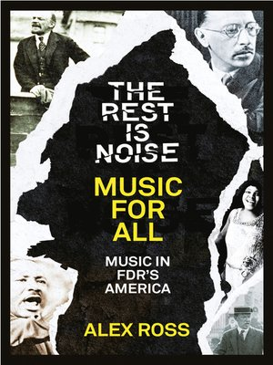 cover image of The Rest Is Noise Series