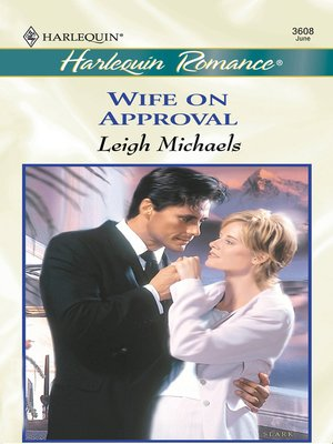 cover image of Wife On Approval