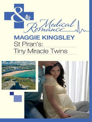 cover image of St Piran's: Tiny Miracle Twins