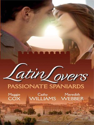 cover image of Passionate Spaniards