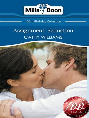 cover image of Assignment: Seduction