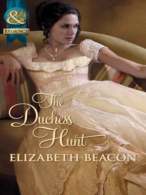 cover image of The Duchess Hunt