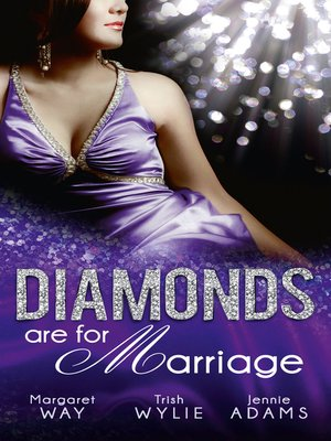 cover image of Diamonds are for Marriage