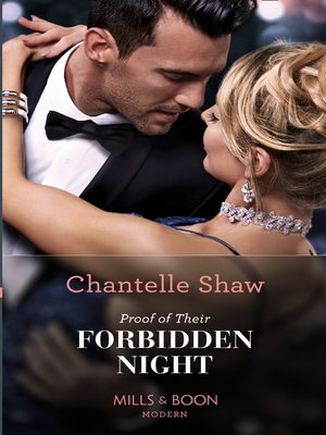 cover image of Proof of Their Forbidden Night