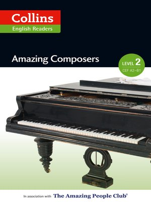 cover image of Amazing Composers