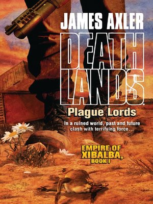 cover image of Plague Lords
