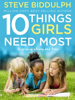 cover image of 10 Things Girls Need Most