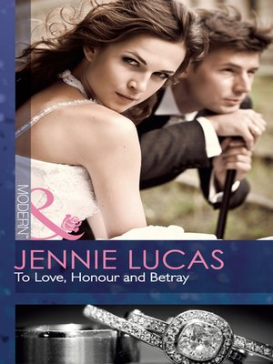 cover image of To Love, Honour and Betray