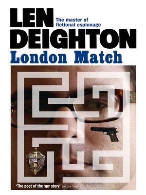 cover image of London Match
