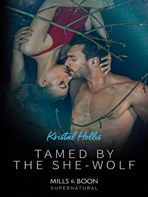 cover image of Tamed by the She-Wolf
