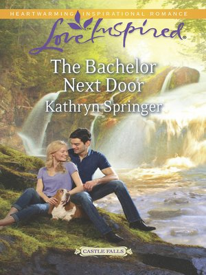 cover image of The Bachelor Next Door