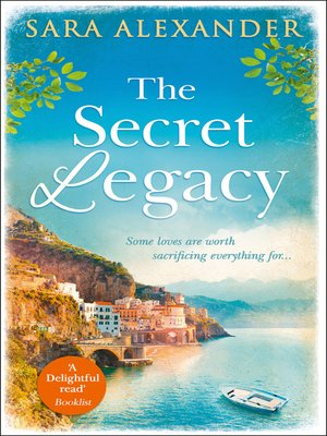 cover image of The Secret Legacy