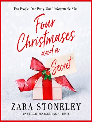 cover image of Four Christmases and a Secret