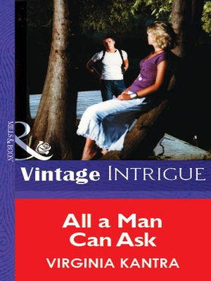 cover image of All a Man Can Ask