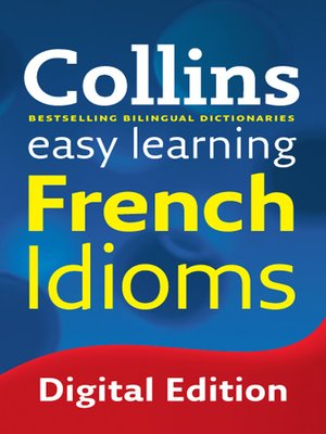 cover image of Collins Easy Learning French Idioms