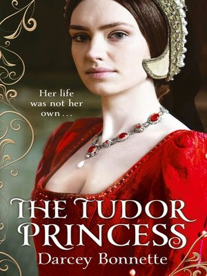 cover image of The Tudor Princess