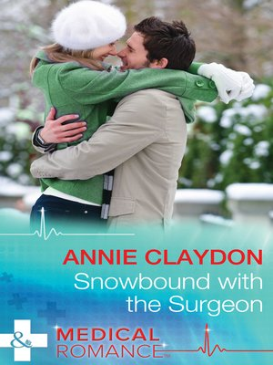 cover image of Snowbound With the Surgeon