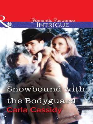 cover image of Snowbound with the Bodyguard