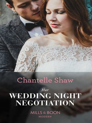 cover image of Her Wedding Night Negotiation