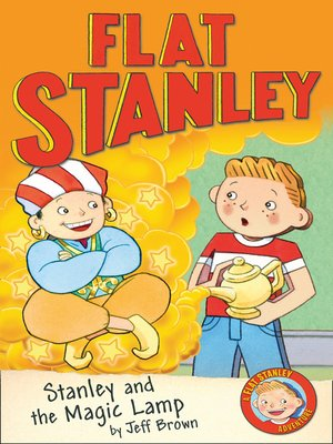 cover image of Stanley and the Magic Lamp