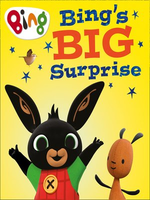 cover image of Bing's Big Surprise