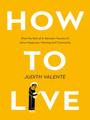 cover image of How to Live