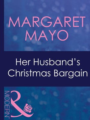 cover image of Her Husband's Christmas Bargain