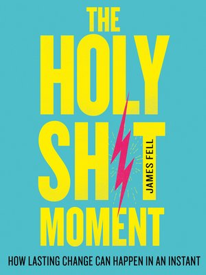 cover image of The Holy Sh*t Moment