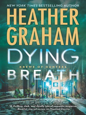 cover image of Dying Breath