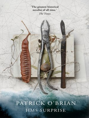cover image of H.M.S. Surprise