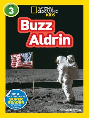 cover image of National Geographic Kids Readers - Buzz Aldrin
