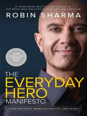 cover image of The Everyday Hero Manifesto