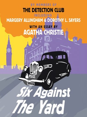 cover image of Six Against the Yard