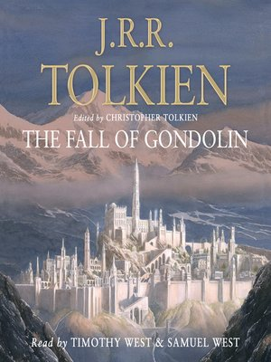 cover image of The Fall of Gondolin