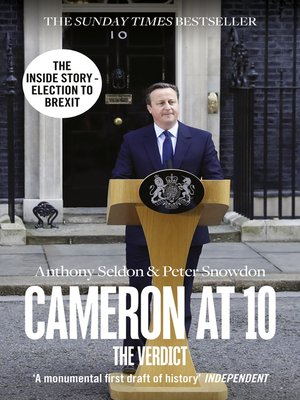 cover image of Cameron at 10