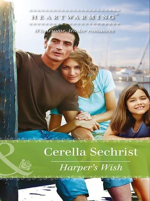 cover image of Harper's Wish